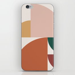 Abstract Geometric 10 iPhone Skin