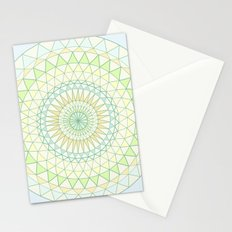 Spring Sun Stationery Cards