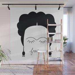 Frida As Frida Wall Mural