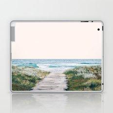 The Ocean is Calling & I Must Go #society6 #buyart Laptop & iPad Skin