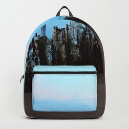 Pillars of the Past Backpack