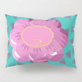 i HEART Polly Pocket Pillow Sham