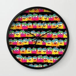 Gonks Wall Clock