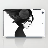 amy pond iPad Cases featuring Amy by Ruben Ireland