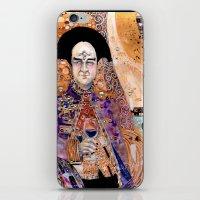 klimt iPhone & iPod Skins featuring Klimt Londo by Lady Yate-xel