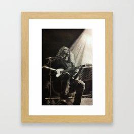 Michael Houser Framed Art Print