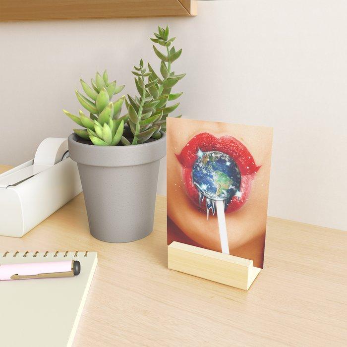 Taste Explosion Mini Art Print