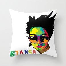 WPAP Throw Pillow