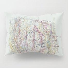 RoseBud Meshwork Pillow Sham