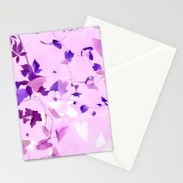 Pink ivy Stationery Cards
