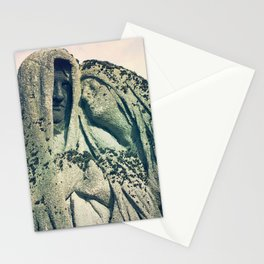 Life Goals: Grow Old As Stone Together Stationery Cards