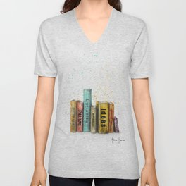 Books of Life Unisex V-Neck