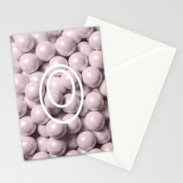 Pearl Candy Gem Stationery Cards