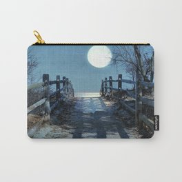 Under The Moonbeams Carry-All Pouch