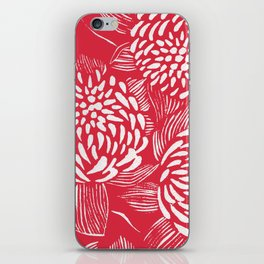 Waratahs Red iPhone Skin