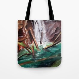 Concord Waterfall Tote Bag