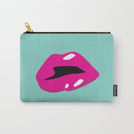 One Kiss Carry-All Pouch