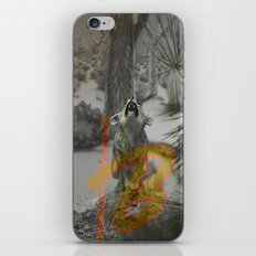 wilderness 11 iPhone & iPod Skin
