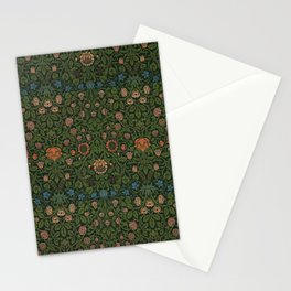 Violet and Columbine - William Morris Stationery Cards