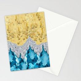 SJ Cummings : 5th Floor -Ad Maiorem Dei Gloriam Stationery Cards