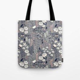 Flower garden 003 Tote Bag