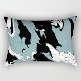 Earth and Sea Rectangular Pillow
