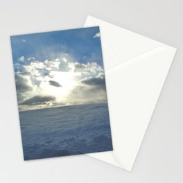 The Heavens Stationery Cards