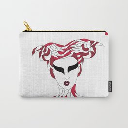 Aries / 12 Signs of the Zodiac Carry-All Pouch