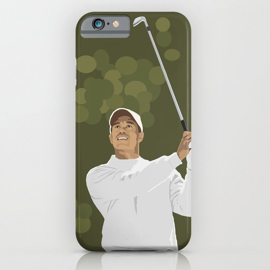 Tiger Woods iPhone & iPod Case