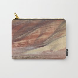 Hills Painted by Earth Minerals Carry-All Pouch