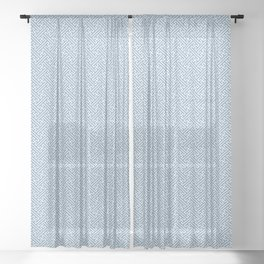 Sayagata // Japanese Collection Sheer Curtain