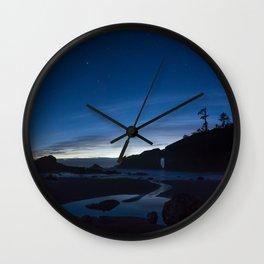 Under the stars.. Wall Clock
