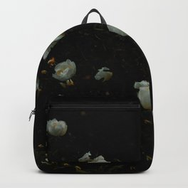 Night of Cream Roses Backpack