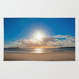 Jersey Coastal Sunset Rug