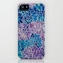 Floral Abstract 34 iPhone Case