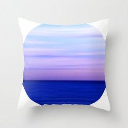 The Horizontal Throw Pillow