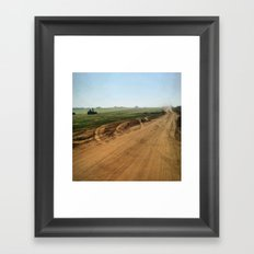 nature natural Framed Art Print