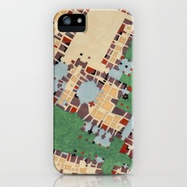 Cipher n. 14 iPhone Case