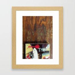 The Art of Reading Framed Art Print