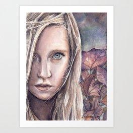 Beyond Autumn Art Print