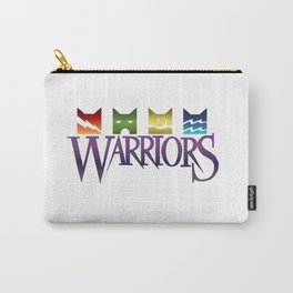 Warrior Cats Logo Carry-All Pouch