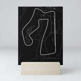 Road America Mini Art Print