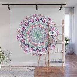 Mandala multicolor Wall Mural