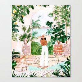 Peaceful Morocco II Canvas Print