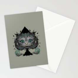 Cat of Spades Stationery Cards