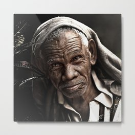 Old man 11 Metal Print