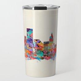 Providence Rhode Island Travel Mug