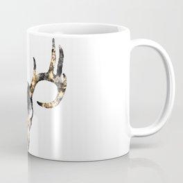 Stag of smoke and flame Coffee Mug