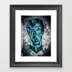 The Great Detective Framed Art Print