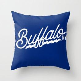BUFFALO STANDARD Throw Pillow